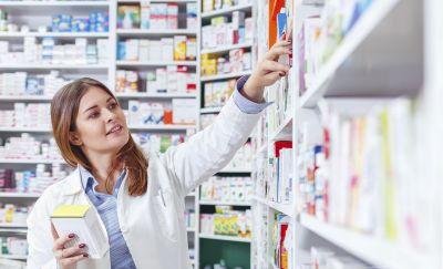Vendeur pharmaceutique