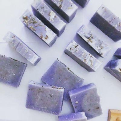 Fabrication de savons naturels et  des produits cosmétiques